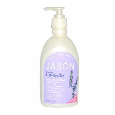 Jason Natural Products/Hain Celestial Group, Inc Jason Pure Natural Hand Soap Calming Lavender 16 fl oz