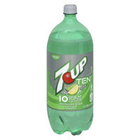 7-UP Ten Lemon Lime Soda