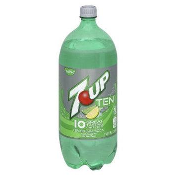 7-UP Ten Lemon Lime Soda