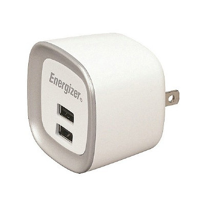 Energizer Dual Universal USB Wall Charger
