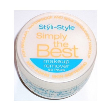 Styli-Style Simply the Best Makeup Remover