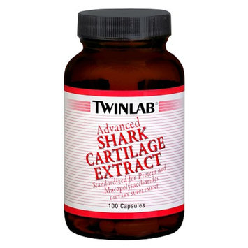 Twinlab Advanced Shark Cartilage Extract