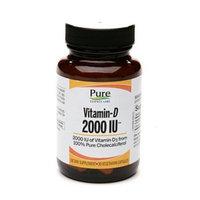 Pure Essence Labs Vitamin D 2000IU