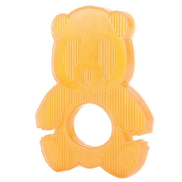 Hevea Natural Rubber Teether, Panda, 1 ea