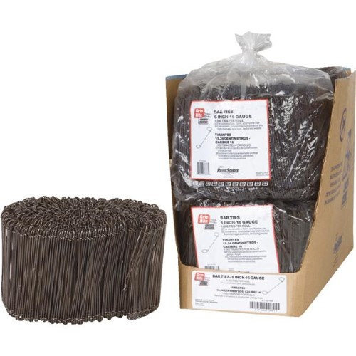 Grip-Rite 6-in Rebar Ties BT1661MR