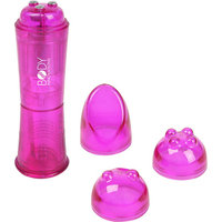 Body Innovations Sensual Expressions Violet Rapture Mini Massager