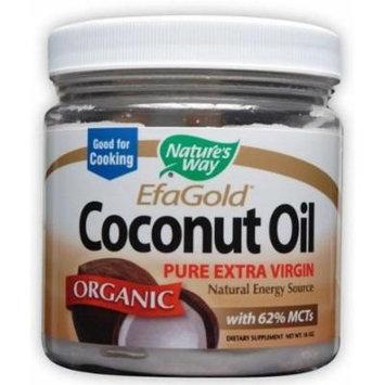 Natures Way Extra Virgin Coconut Oil 64 fl oz