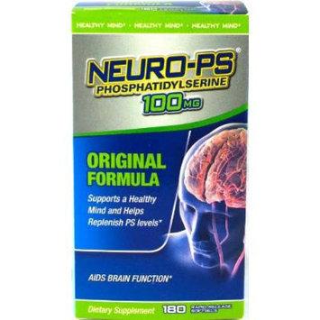 Vitamin World Neuro-PS 100mg Original Formula, 180 Softgels