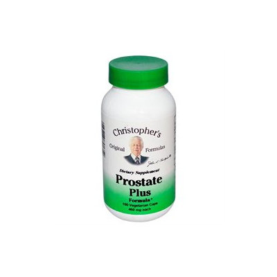 Christopher's Original Formulas, Prostate Plus 450 mg 100 Vegetarian Capsules