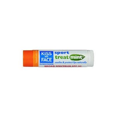 Kiss My Face Sport Treat Lip Balm SPF 30 Mint