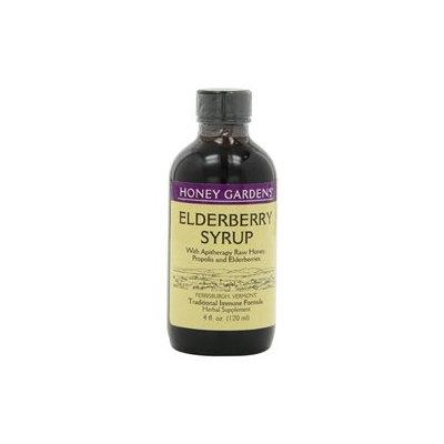 Honey Gardens Apiaries Elderberry Extract Apitherapy Honey Propolis 4