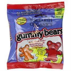 YummyEarth Organic Gummy Bears, 24 pk