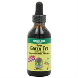 tures Answer Super Green Tea w/Lemon Extract 2 oz from Nature's Answer