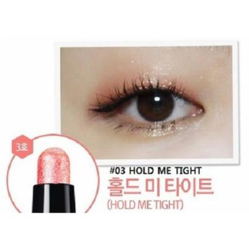 CLIO Gelpresso Waterproof Shadow - Eye Shadow Pencil, Stick Eye Shadow, Eye Make-up, Full Size, Longlasting & No Smudge (#03 Hold Me Tight)