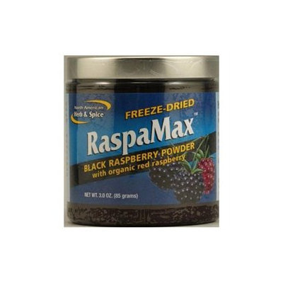 North American Herb Spice RaspaMax by North American Herb and Spice - 3oz.