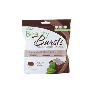 NeoCell Beauty Burst Collagen Soft Chews Mint Chocolate