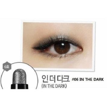 CLIO Gelpresso Waterproof Shadow - Eye Shadow Pencil, Stick Eye Shadow, Eye Make-up, Full Size, Longlasting & No Smudge (#06 In The Dark)