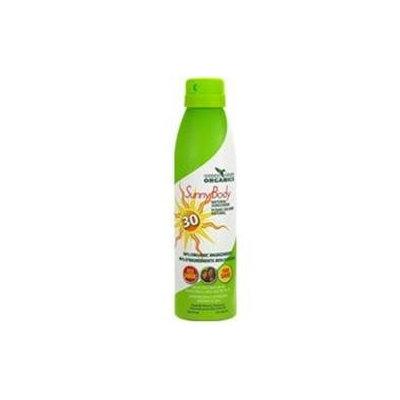 Goddess Garden Sunny Body Natural Sunscreen Continuous Spray SPF 30