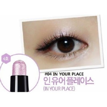 CLIO Gelpresso Waterproof Shadow - Eye Shadow Pencil, Stick Eye Shadow, Eye Make-up, Full Size, Longlasting & No Smudge (#04 In Your Place)