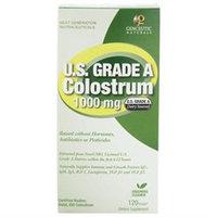 Genceutic Naturals Organic Colostrum - 120 Capsules - Other Supplements