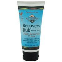 All Terrain 360051 Recovery Rub 3oz. Tube