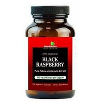 Futurebiotics Black Raspberry - 500 mg - 100 Vegetarian Capsules