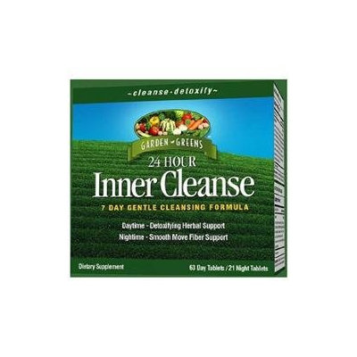 Windmill Health Products Inner Cleanse 7 Day KIT by Garden Greens