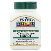 21st Century Vitamins Cranberry Extract 400 mg VCaps