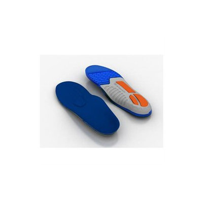 Spenco Medical Spenco Gel Total Support Insoles - Caviar (10/11)