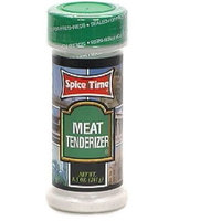 Spice Time Seasoning Meat Tenderizer, 8.5-Ounce (Pack of 12)