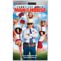 Columbia TriStar Man of the House  PSP UMD Movie