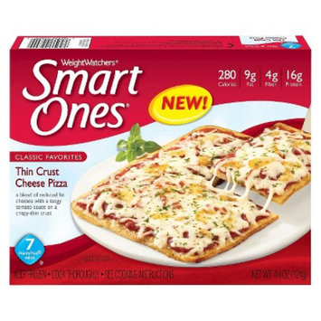 Smart Ones Thin Crust Cheese Pizza 4.4 oz