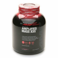 GNC Pro Performance AMP Amplified Mass XXX, Strawberry 6 lb (2727 g)