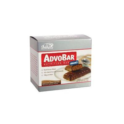 Advobar Nutrition Bar Meal (Chocolate Peanut Butter Flavor)