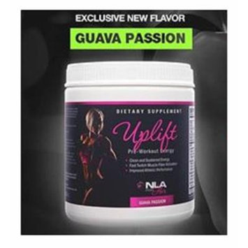 UPLIFT pre workout GUAVA PASSION