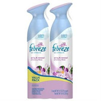 Febreze Air Effects Spring & Renewal Air Freshener (2 Count; 9.7 oz each)
