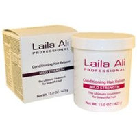 Laila Ali Mild Strength Conditioning Hair Relaxer Treatment - 15 oz