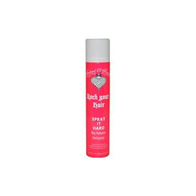 Rock Your Hair Spray it Hard Big Volume Hairspray