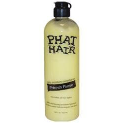Phat Hair Daily Moisture Conditioner Phresh Rinse, 16 oz