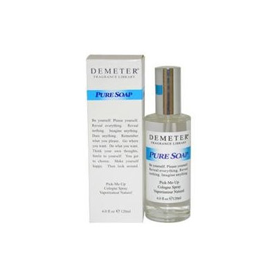Demeter by Demeter Pure Soap Cologne Spray 4 Oz