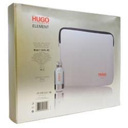 Hugo Boss M-GS-2435 Hugo Element by Hugo Boss for Men - 2 Pc Gift Set 3oz EDT Spray, Laptop Cover