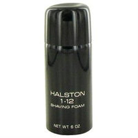 HALSTON 1-12 by Halston Shaving Foam 6 oz