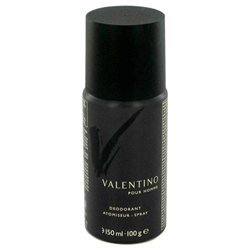 Valentino 'V' Men's 3.3-ounce Deodorant Spray