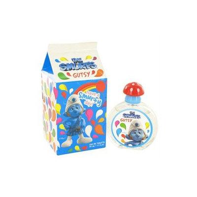 The Smurfs by Smurfs Gutsy Eau De Toilette Spray 1.7 oz