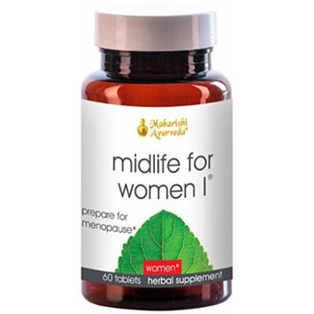 Midlife for Women I, 1000 mg, 60 Herbal Tablets