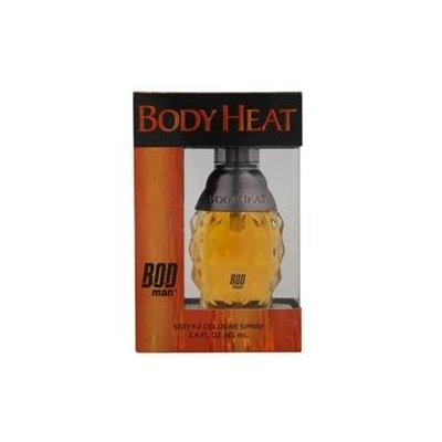 Bod Man Body Heat Sexy X2 Cologne Spray, 1.4 oz