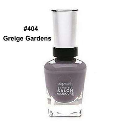 Sally Hansen Complete Salon Manicure Nail Polish 0.50 fl oz - #404 Greige Gardens - FREE SHIPPING on Orders $35 and Over