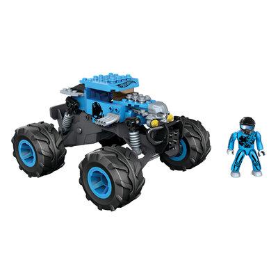 Mega Bloks Hot Wheels™ Baja Bone Shaker™ Monster Truck Building Set