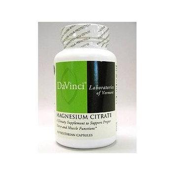 Davinci Labs - Magnesium Citrate 90 vcaps