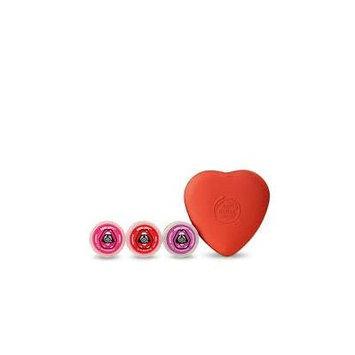 The Body Shop Born Lippy Fruity Lip Balm Trio